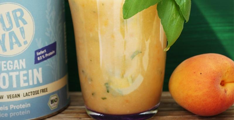 Aprikosen-Shake