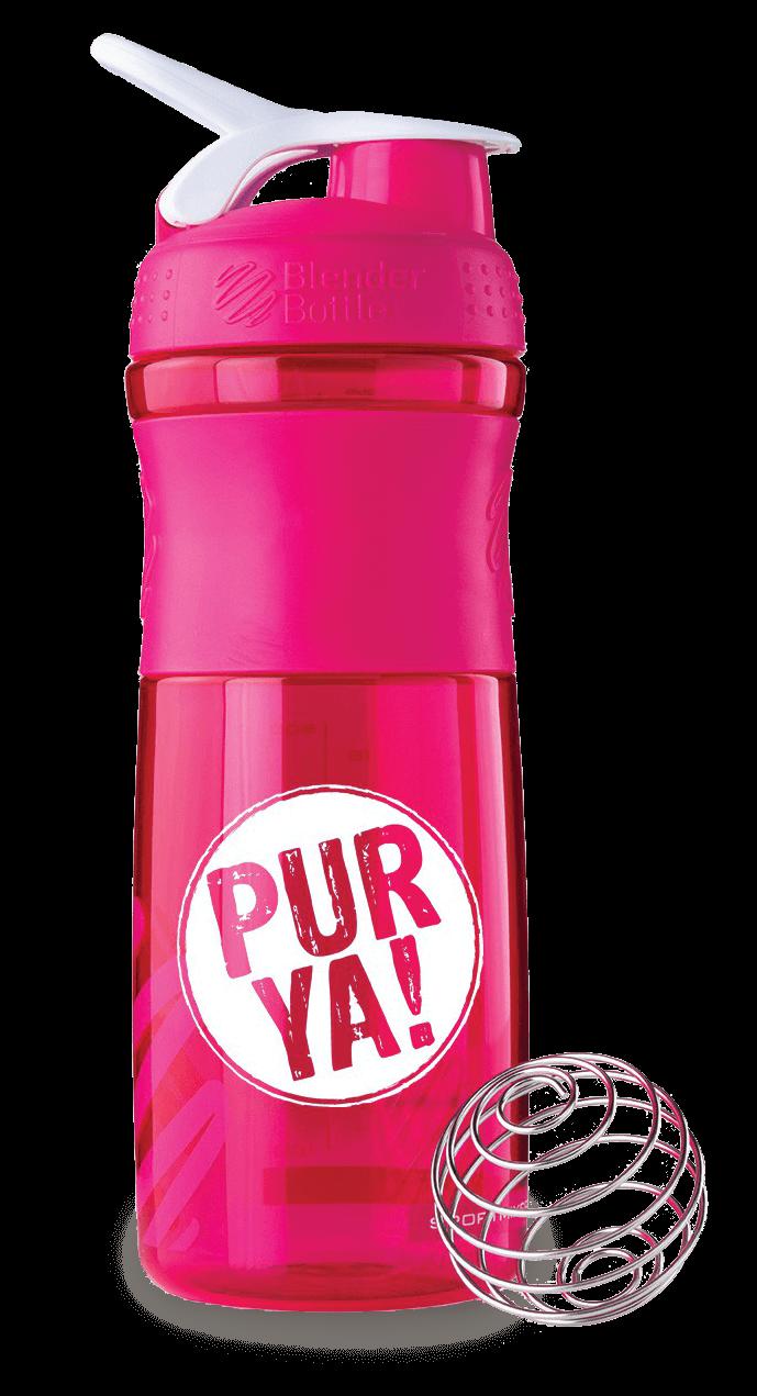 PURYA Shaker pink