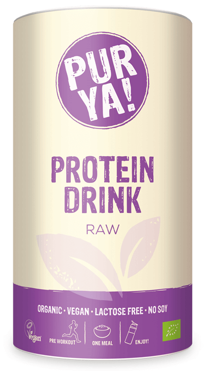 PURYA Vegan Protein Drink Raw