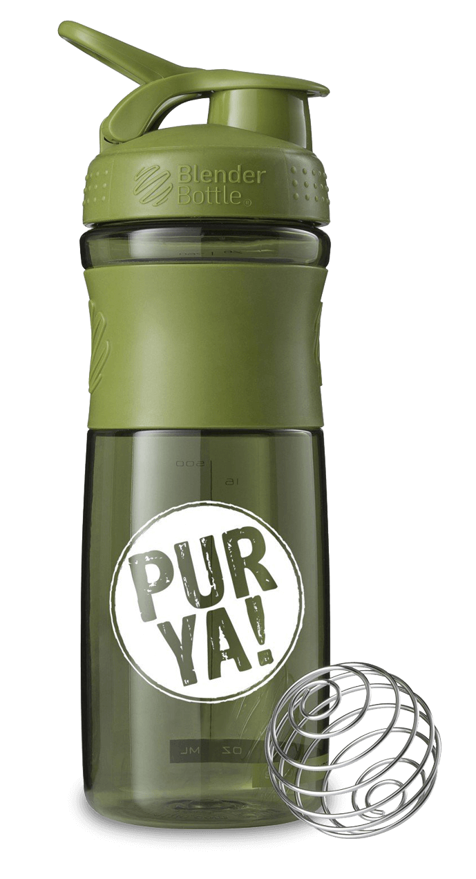 PURYA Shaker grün