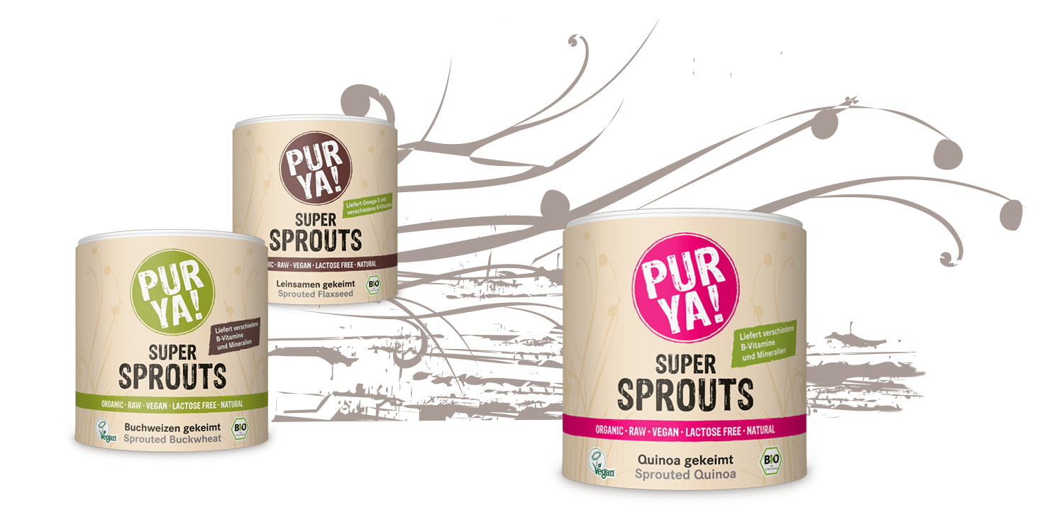 PURYA Super Sprouts