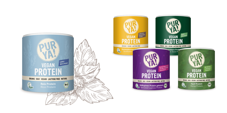 PURYA Vegan Protein