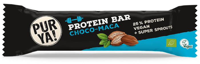 PURYA Protein Bar Choco-Maca
