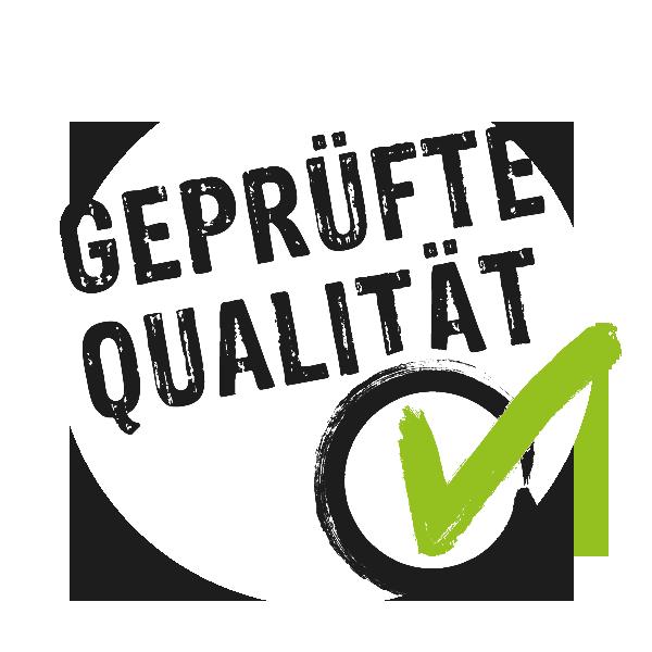 Icon geprüfte Qualität